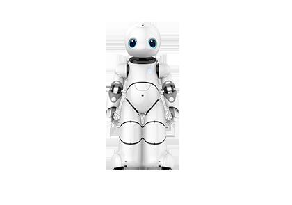 小易智能导医机器人